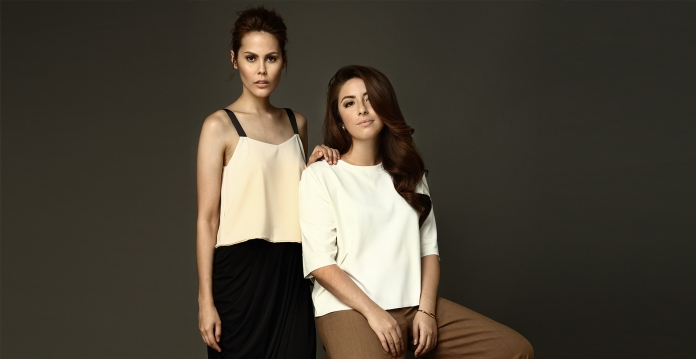 Vania Romoff launched an online-only collection on AVA.PH