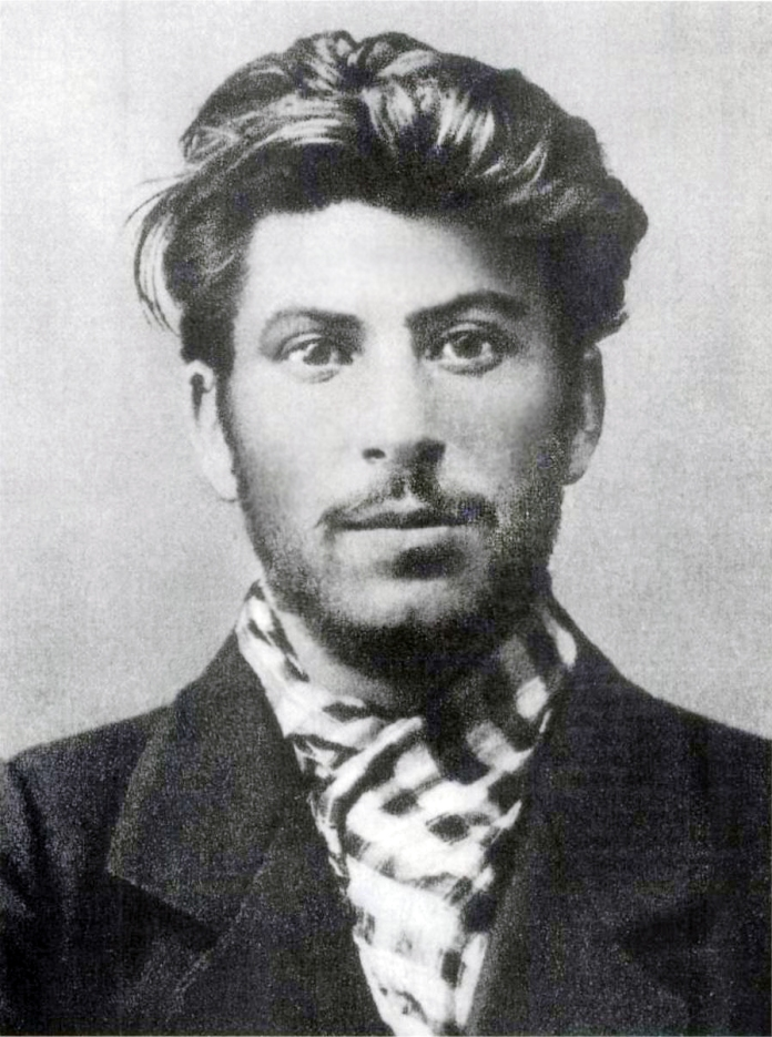 100 years later, young Joseph Stalin could be mistaken for an entrepreneur from Brooklyn